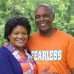 Patrick, an elder, & his wife Chakita Jackson