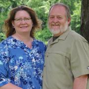 Leonard, an elder, & his wife Carla Payne